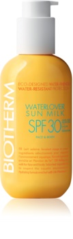 Biotherm Waterlover Sun Milk latte abbronzante waterproof SPF 30