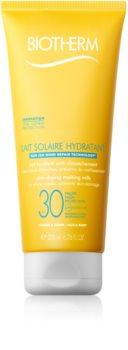 Biotherm Lait Solaire Sol-lotion för ansikte och kropp SPF 30