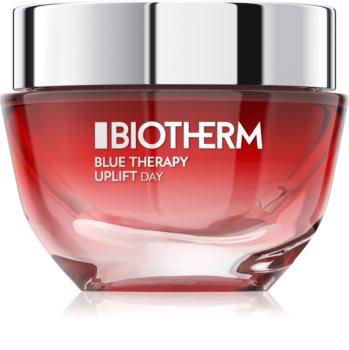 Biotherm Blue Therapy Red Algae Uplift Cremă cu efect de netezire și fermitate