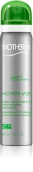 Biotherm Skin Oxygen Wonder Mist spray idratante antiossidante SPF 50