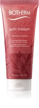 Biotherm Bath Therapy Relaxing Blend scrub corpo