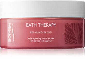 Biotherm Bath Therapy Relaxing Blend crema idratante corpo