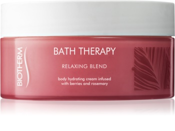 Biotherm Bath Therapy Relaxing Blend Moisturizing Body Cream