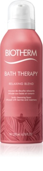 Biotherm Bath Therapy Relaxing Blend Body Cleansing Foam