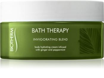 Biotherm Bath Therapy Invigorating Blend creme corporal hidratante