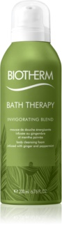 Biotherm Bath Therapy Invigorating Blend espuma de limpeza corporal