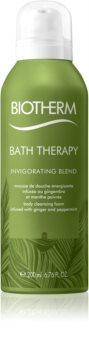 Biotherm Bath Therapy Invigorating Blend mousse detergente corpo