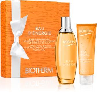 Biotherm Eau D'Énergie Presentförpackning I. för Kvinnor