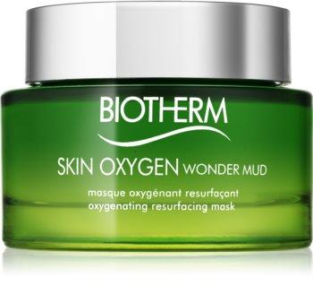 Biotherm Skin Oxygen Wonder Mud детоксикираща почистваща маска