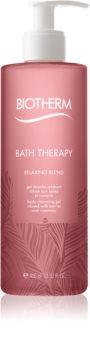 Biotherm Bath Therapy Relaxing Blend gel de douche nettoyant