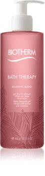 Biotherm Bath Therapy Relaxing Blend reinigendes Duschgel