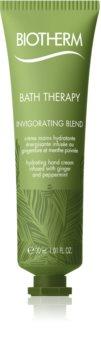 Biotherm Bath Therapy Invigorating Blend crema per le mani