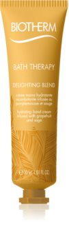 Biotherm Bath Therapy Delighting Blend Soothing Hand Cream