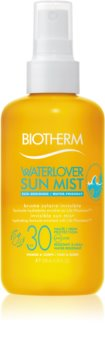 Biotherm Waterlover Sun Mist magla u spreju za sunčanje SPF 30