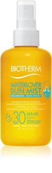 Biotherm Waterlover Sun Mist spray abbronzante nebulizzato SPF 30