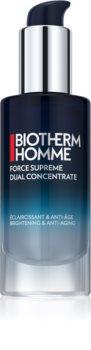 Biotherm Homme Force Supreme ser cu efect iluminator pentru barbati
