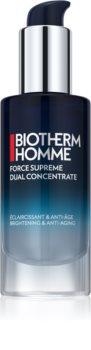 Biotherm Homme Force Supreme розяснююча сироватка для чоловіків