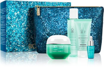 Biotherm Aquasource Travel Kit (For Dehydrated Skin)