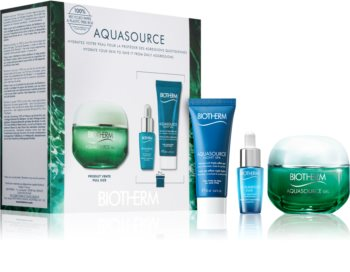 Biotherm Aquasource coffret cadeau I. pour femme