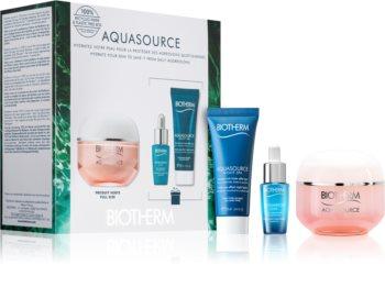 Biotherm Aquasource ajándékszett III. hölgyeknek