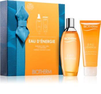 Biotherm Eau D'Énergie Presentförpackning för Kvinnor