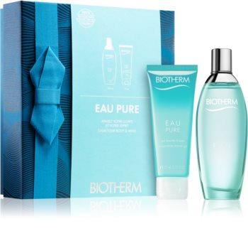 Biotherm Eau Pure coffret cadeau pour femme