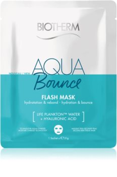 Biotherm Aqua Bounce Super Concentrate masque tissu