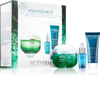 Biotherm Aquasource coffret cadeau (visage)