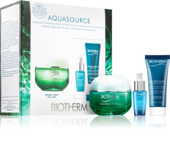 Biotherm Aquasource Gift Set