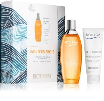 Biotherm Eau D'Énergie Geschenkset für Damen