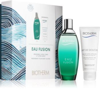 Biotherm Eau Fusion set cadou pentru femei