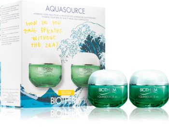 Biotherm Aquasource Gift Set ((limited edition)) for Women