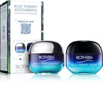 Biotherm Blue Therapy Accelerated Gavesæt  (med fugtgivende virkning) til at regenerere huden
