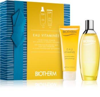 Biotherm Eau Vitaminée coffret cadeau III. pour femme