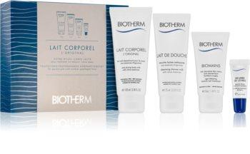 Biotherm Lait Corporel Cosmetic Set III. for Women