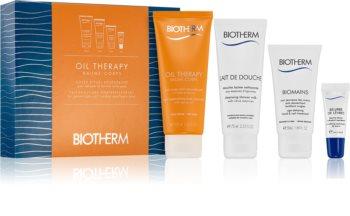 Biotherm Oil Therapy Baume Corps kit di cosmetici (per pelli secche) da donna