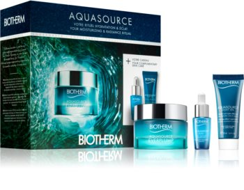 Biotherm Aquasource Everplump lote cosmético (para todo tipo de pieles) para mujer