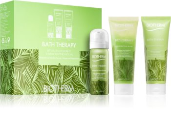 Biotherm Bath Therapy Invigorating Blend coffret cadeau Invigorating Ritual pour femme