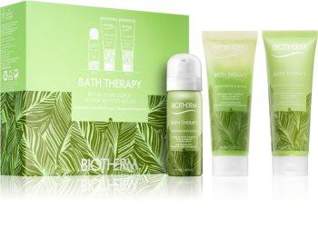 Biotherm Bath Therapy Invigorating Blend Gavesæt  Invigorating Ritual til kvinder