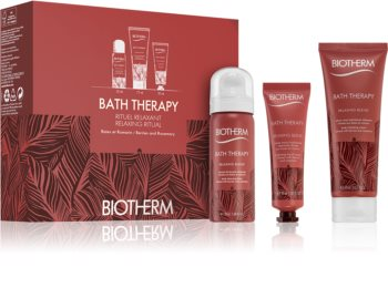 Biotherm Bath Therapy Relaxing Blend σετ δώρου Relaxing Ritual για γυναίκες