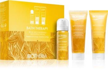 Biotherm Bath Therapy Delighting Blend coffret cosmétique Delighting Ritual pour femme