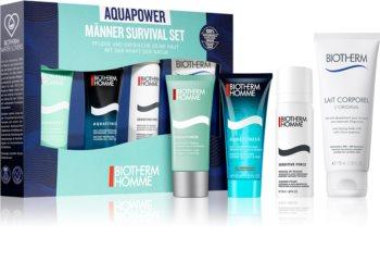 Biotherm Homme Aquapower coffret cadeau pour homme