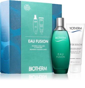 Biotherm Eau Fusion Lahjasetti III. Naisille