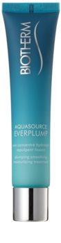 Biotherm Aquasource Everplump emulsão hidratante para alisamento instantaneo das rugas