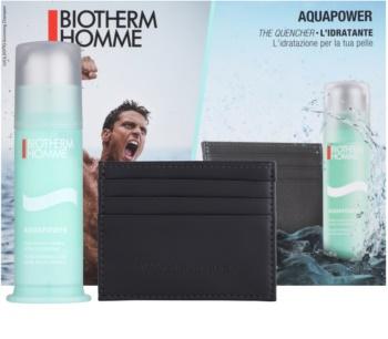 Biotherm Homme Aquapower kosmetická sada VIII.
