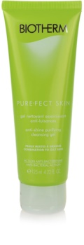 Biotherm PureFect Skin gel de curățare pentru ten acneic