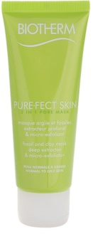 Biotherm PureFect Skin masque purifiant 2 en 1
