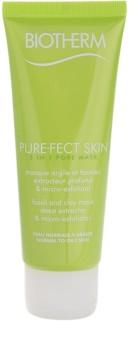 Biotherm PureFect Skin Reinigungsmaske 2 in 1