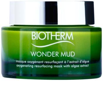 Biotherm Skin Best Wonder Mud oksigenacijska i obnavljajuća maska od gline s ekstraktom algi