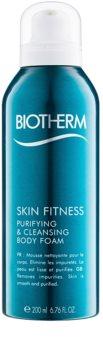 Biotherm Skin Fitness Body Cleansing Foam